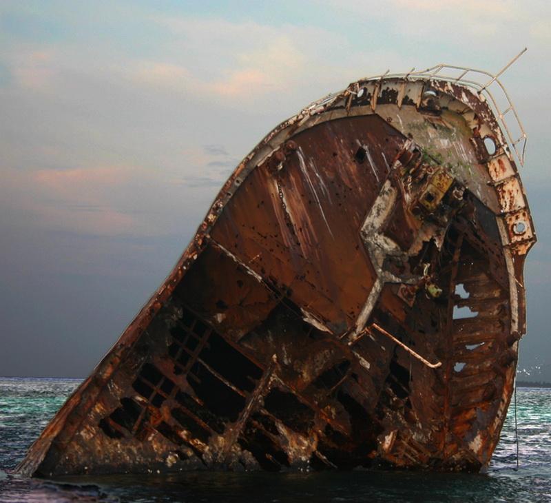 2341 Живописные последствия кораблекрушений