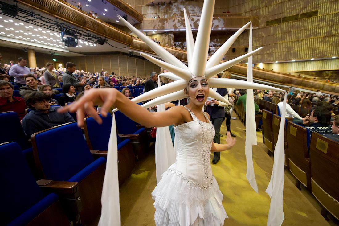 2351 Cirque du Soleil в Кремле