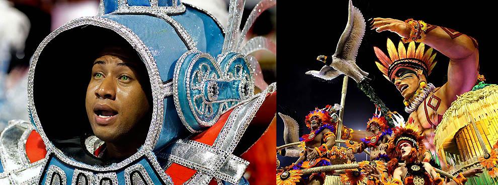 2359 Карнавал в Рио 2012
