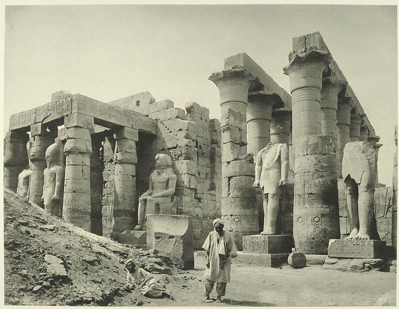 2411 Фотографии из Египта 1870 х годов