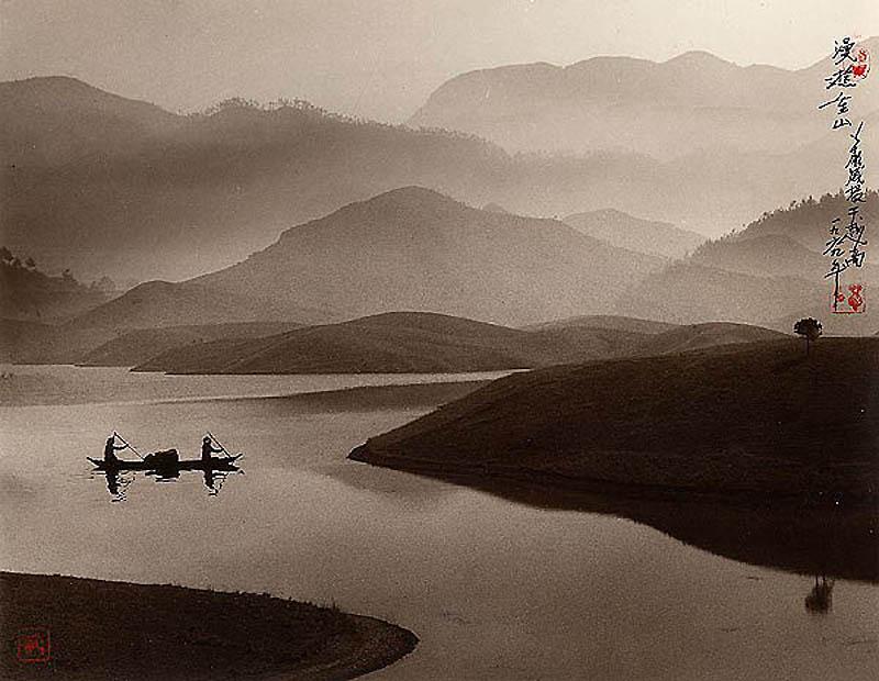 2418 Фотографии в стиле традиционной китайской живописи