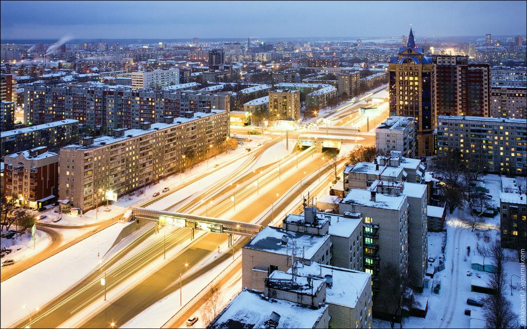 2437 Высотный Новосибирск от Виталия Раскалова