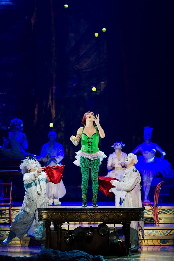 2448 Cirque du Soleil в Кремле