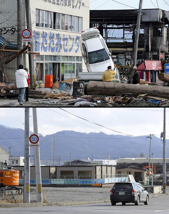 2456 Как Япония восстановилась после землетрясения и цунами