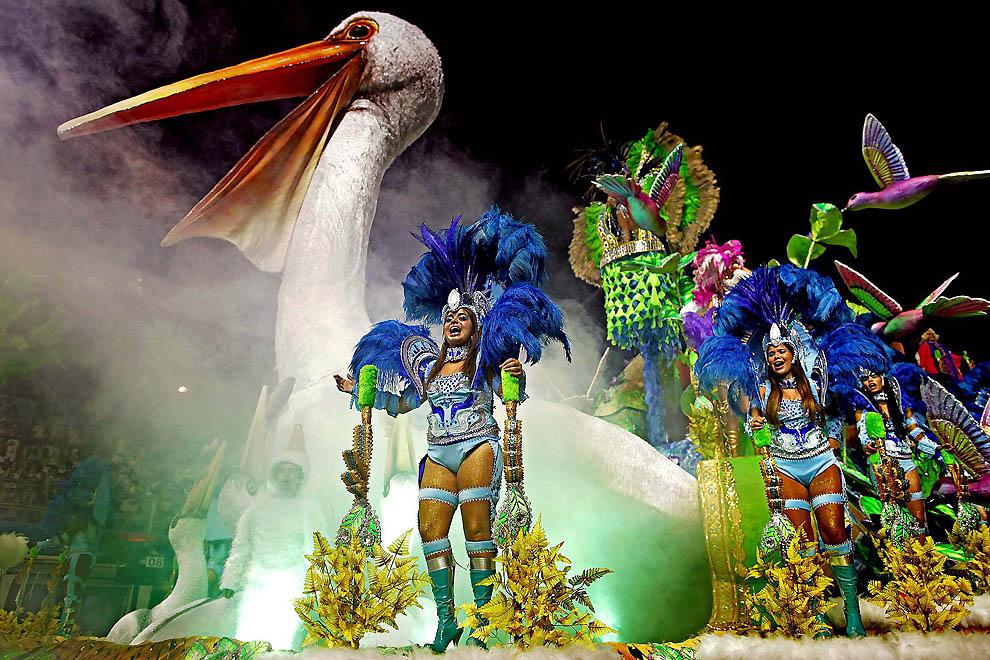 2457 Карнавал в Рио 2012