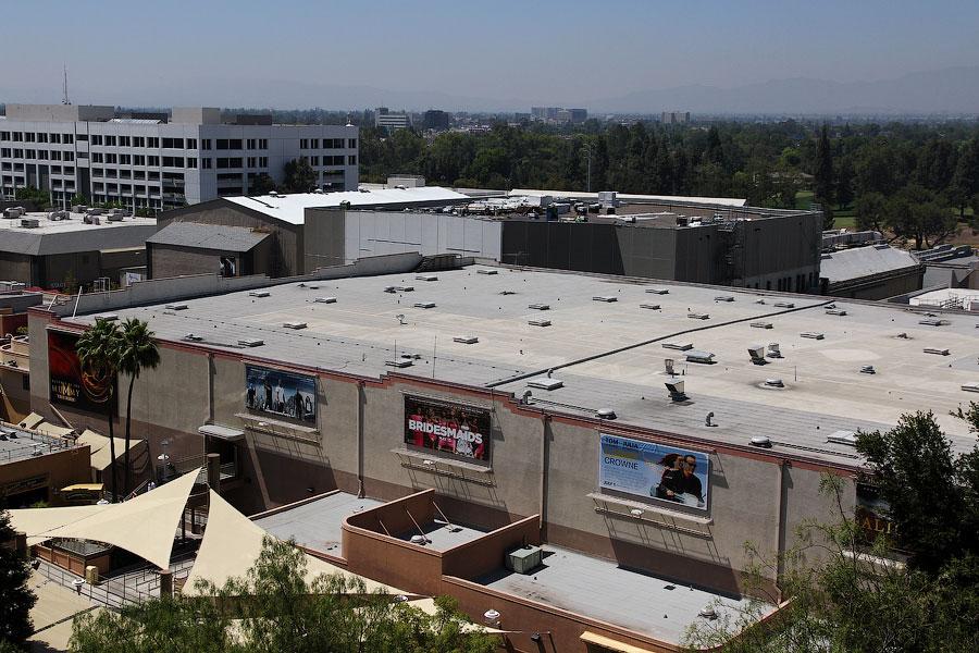 2469 Universal Studios в Лос Анджелесе