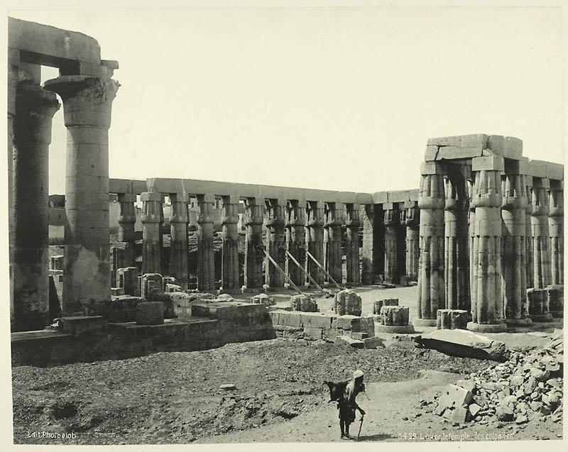 2511 Фотографии из Египта 1870 х годов