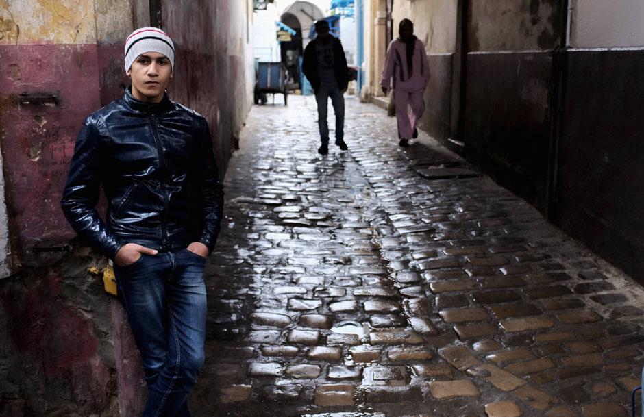 2527 Дневник фотографа: Зора Бенсемра арабская женщина фотокорреспондент