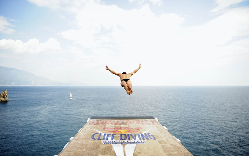 2529 Лучшие фото с Red Bull Cliff Diving