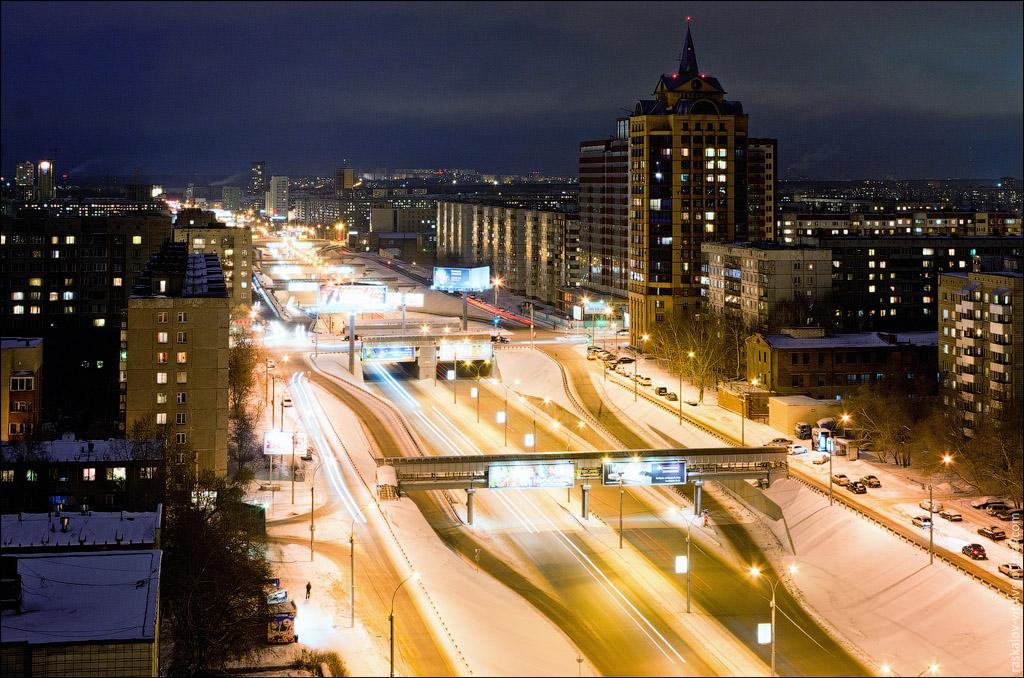 2536 Высотный Новосибирск от Виталия Раскалова