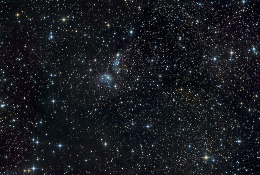 259 Джованни Бенинтенде: Сокровища Млечного Пути