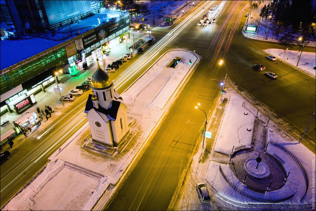 2629 Высотный Новосибирск от Виталия Раскалова
