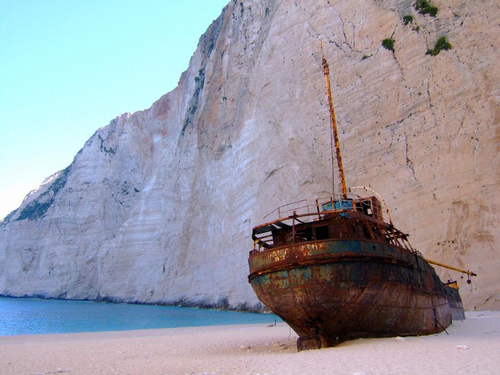 2630 Живописные последствия кораблекрушений