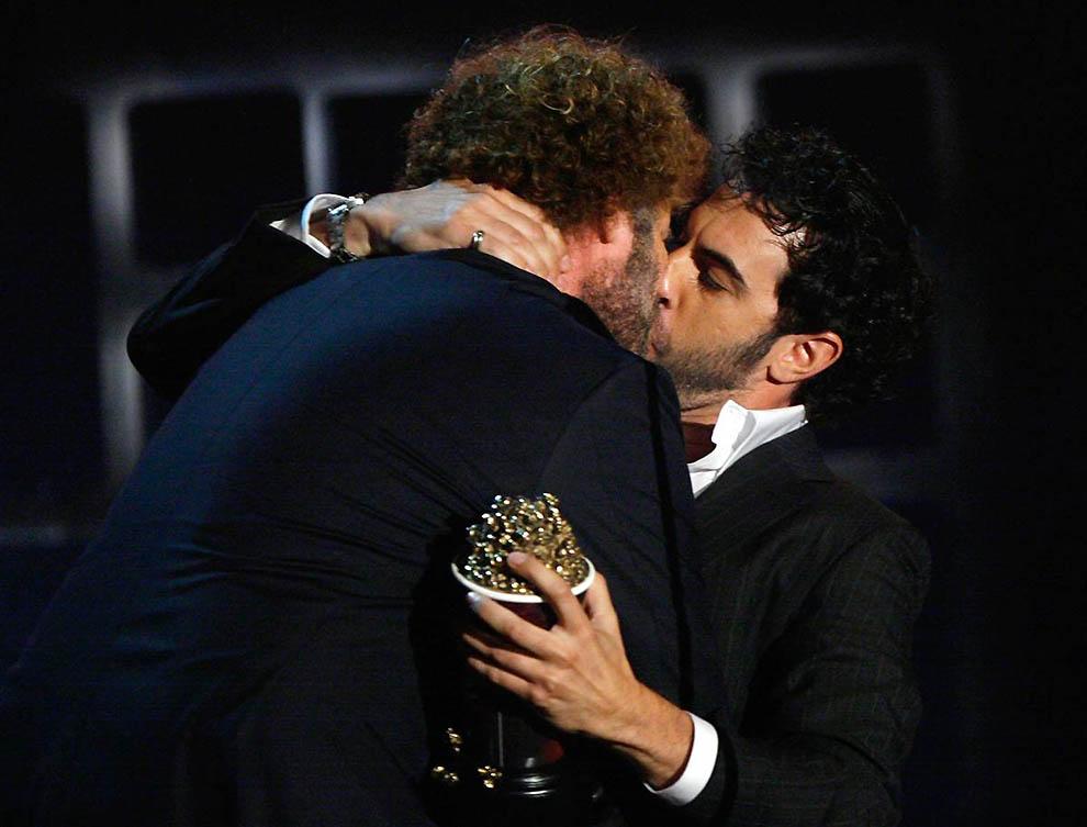 2640 Cамые известные поцелуи