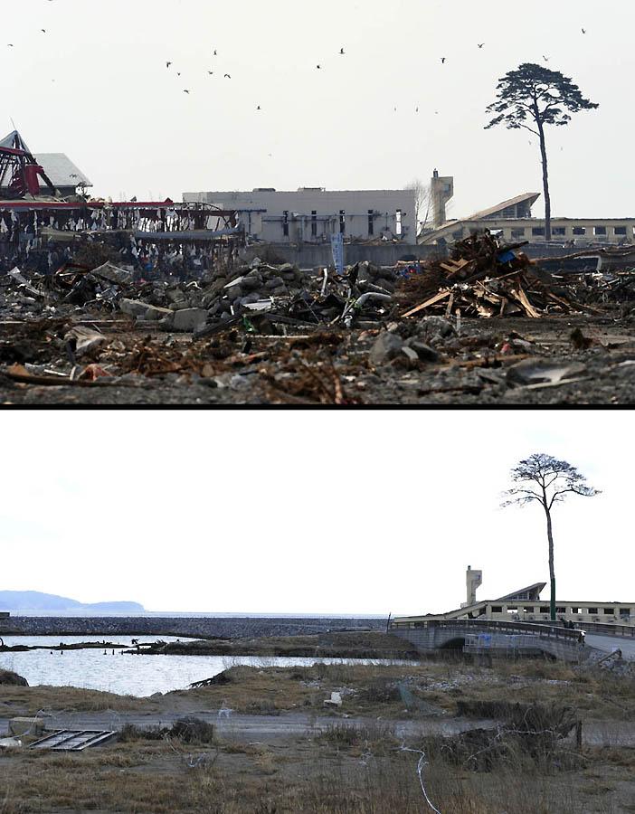 2645 Как Япония восстановилась после землетрясения и цунами
