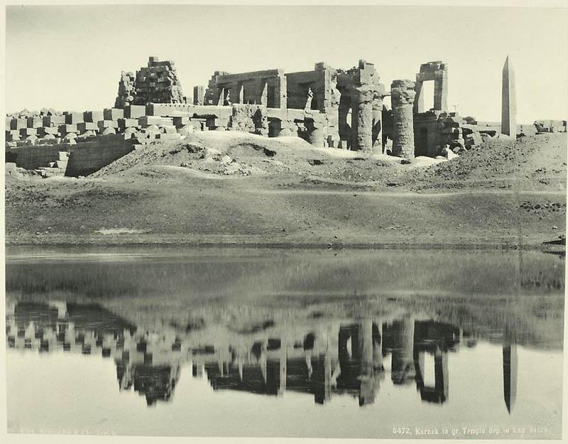2710 Фотографии из Египта 1870 х годов