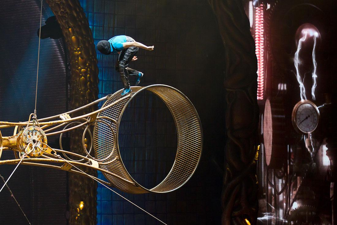 2739 Cirque du Soleil в Кремле