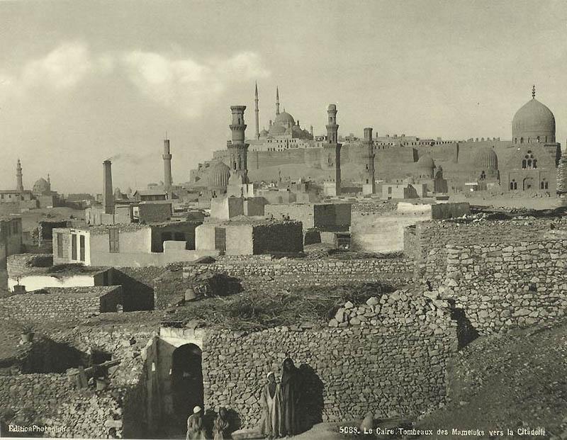 279 Фотографии из Египта 1870 х годов