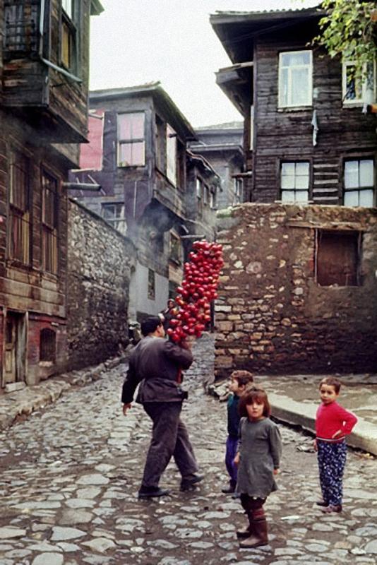 2801 Стамбул в цвете: Фотограф Ара Гюлер