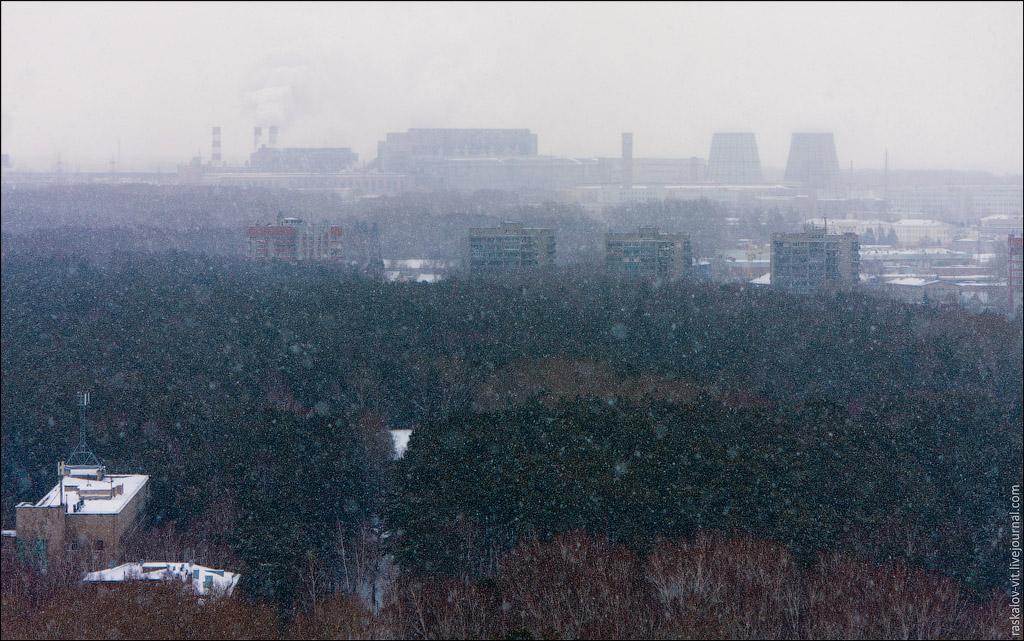 2826 Высотный Новосибирск от Виталия Раскалова