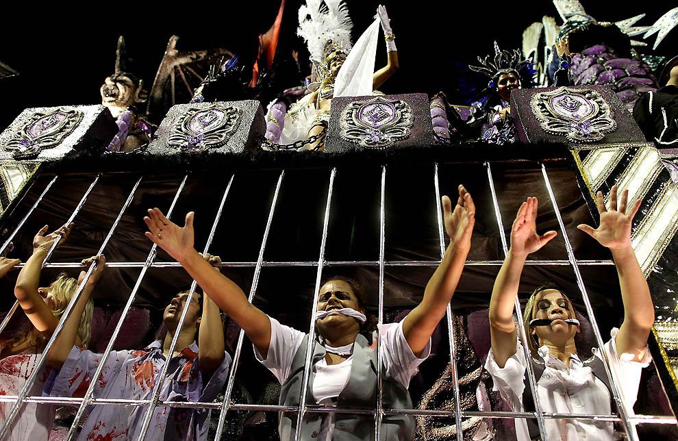 2842 Карнавал в Рио 2012