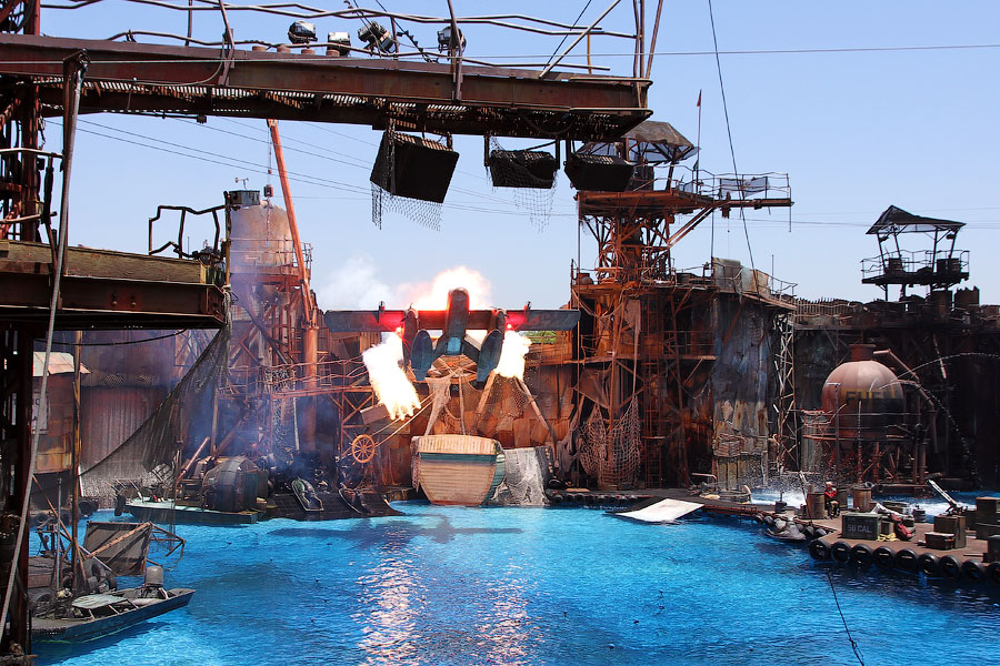 2850 Universal Studios в Лос Анджелесе