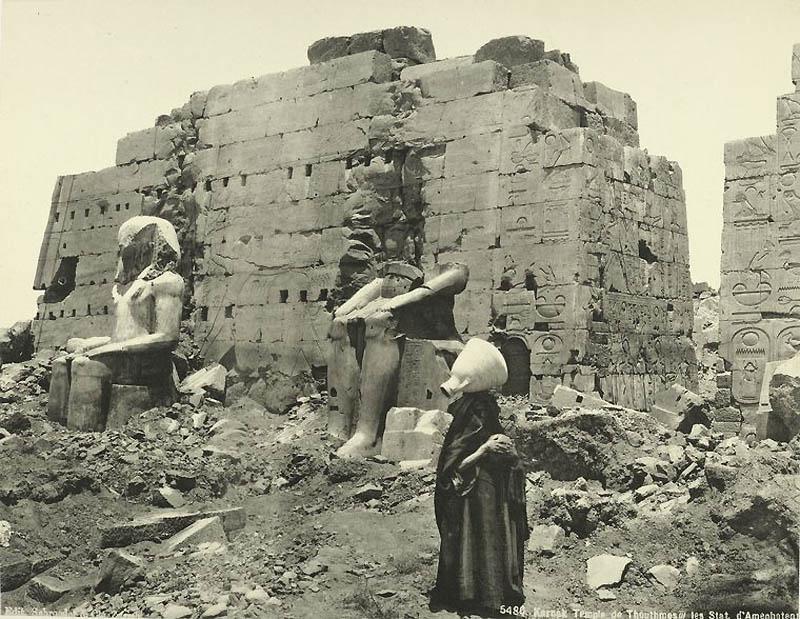 289 Фотографии из Египта 1870 х годов