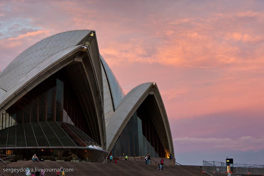 2912 Сиднейский оперный театр