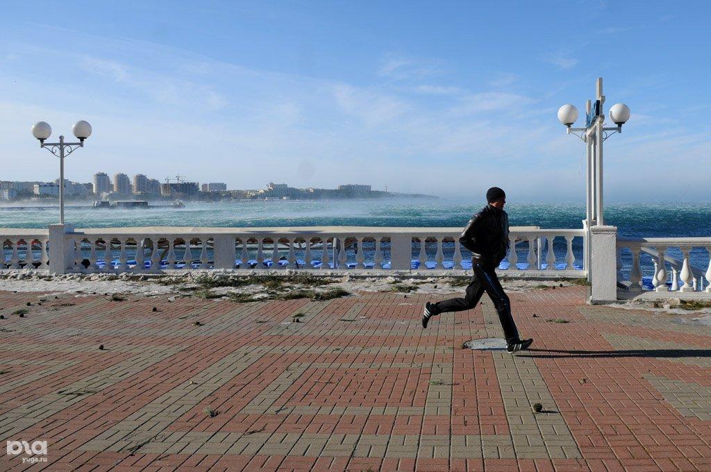2922 Новороссийск и Геленджик в борьбе со стихией