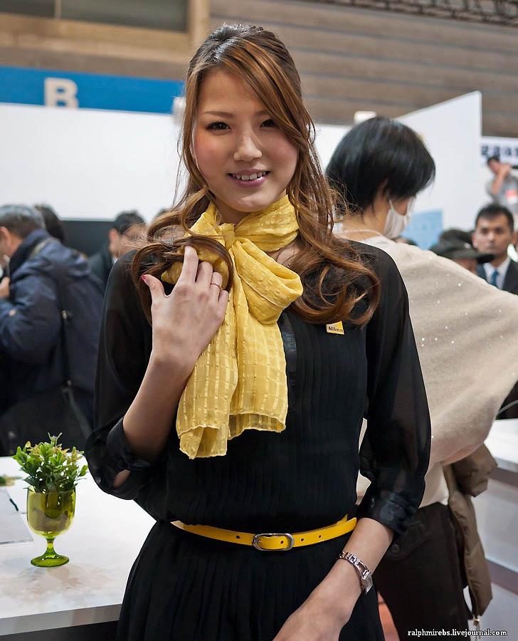 2930 Япония: Фотовыставка CPPlus 2012