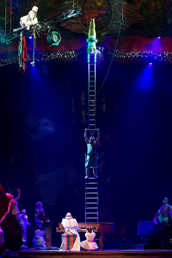 2935 Cirque du Soleil в Кремле