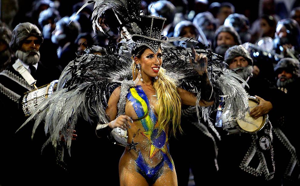 2940 Карнавал в Рио 2012
