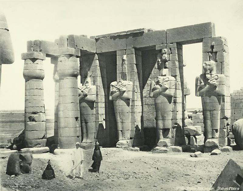 299 Фотографии из Египта 1870 х годов