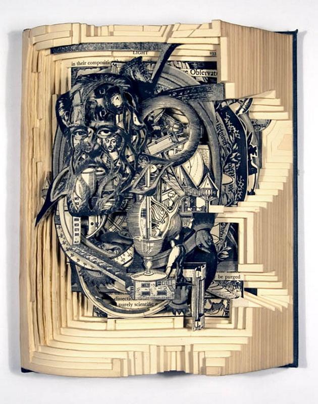 3013 Резьба по книгам Брайана Деттмера