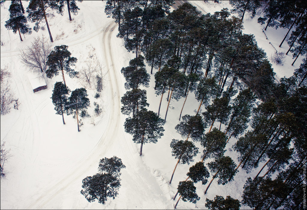 3025 Высотный Новосибирск от Виталия Раскалова