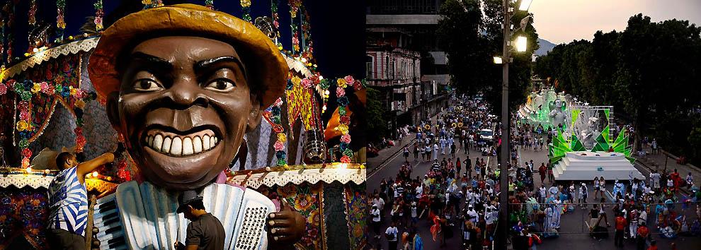 3039 Карнавал в Рио 2012