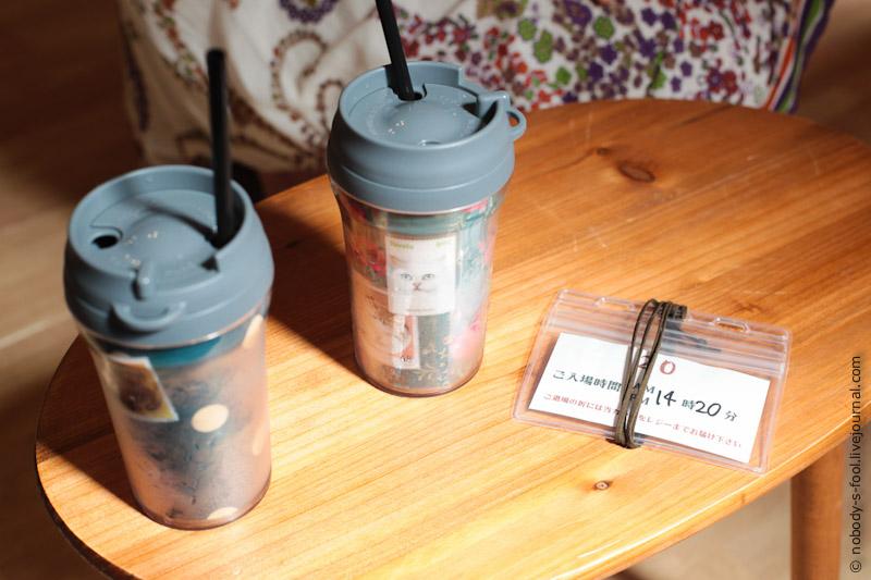 304 Кото кафе в Осаке   2