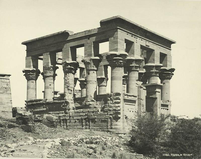 309 Фотографии из Египта 1870 х годов