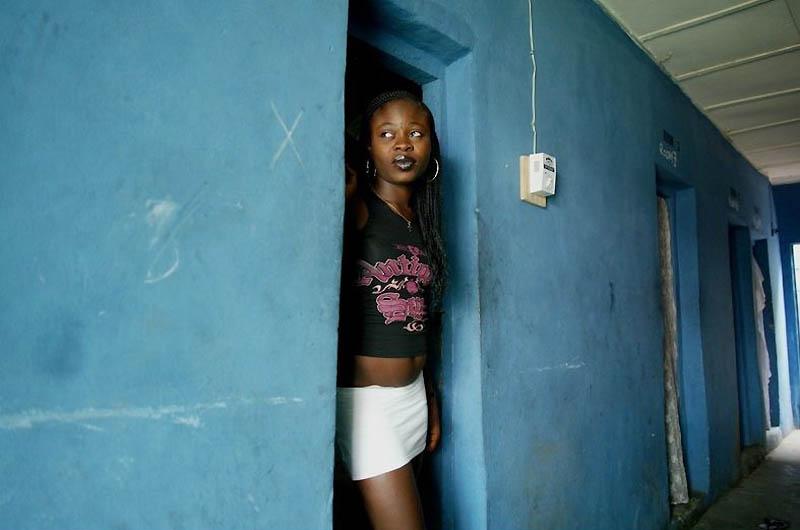 3131 Проституция в Лагосе