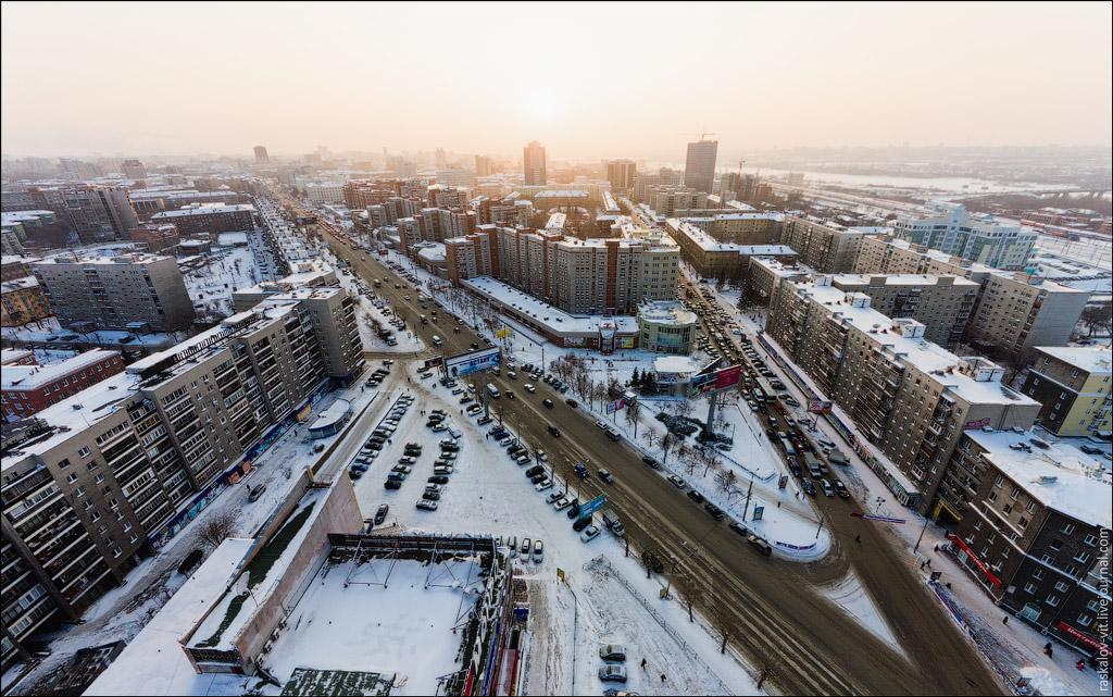 3140 Высотный Новосибирск от Виталия Раскалова