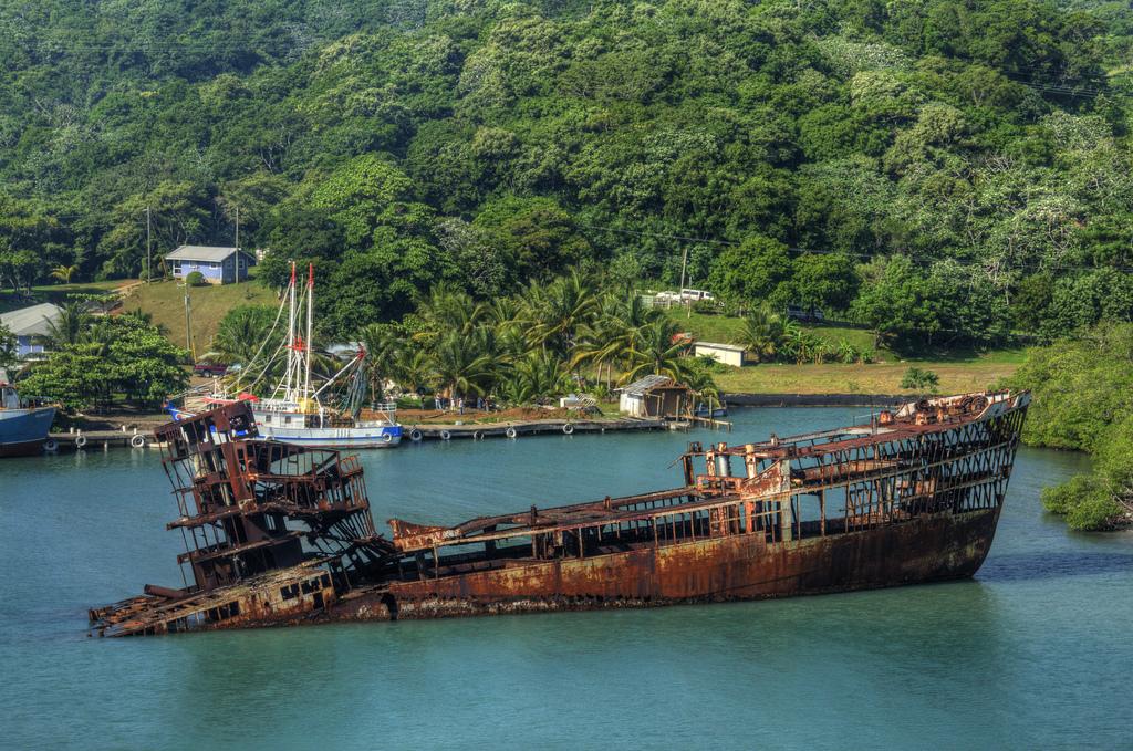 3144 Живописные последствия кораблекрушений