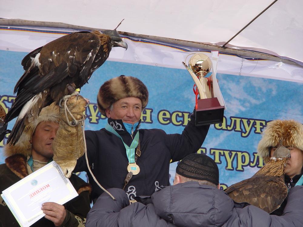 3151 Фоторепортаж с соревнований по охоте с ловчими птицами