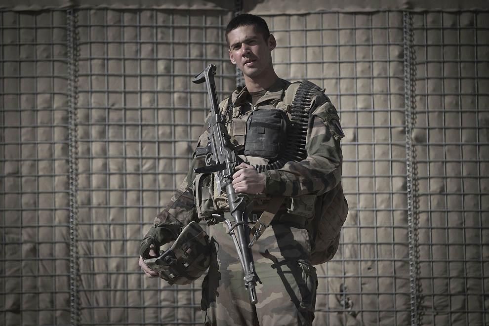 3195 Портреты бойцов Иностранного Легиона