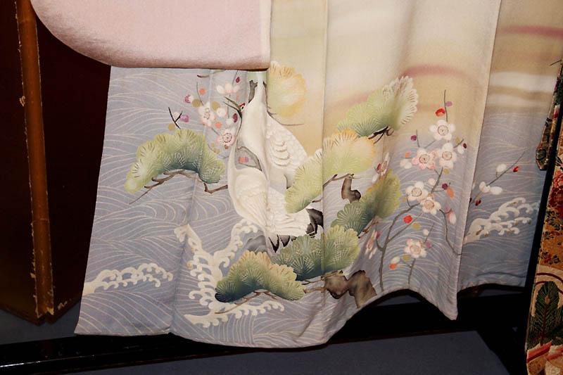3236 Свадебные кимоно конца 19   начала 20 века