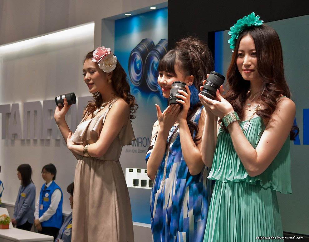 3320 Япония: Фотовыставка CPPlus 2012