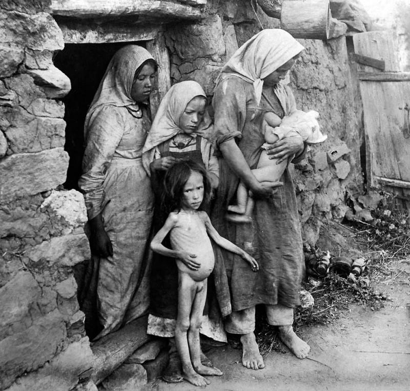 Россия во мгле: 1921–1923 годы глазами западных фотокорреспондентов