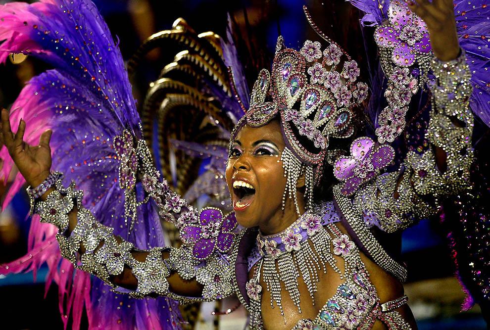 3328 Карнавал в Рио 2012