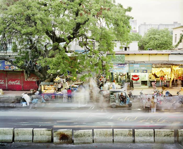 340.Work in Progress Karachi Суматоха больших городов в фотопроекте Metropolis