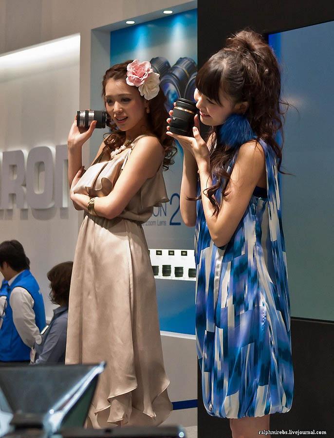 3417 Япония: Фотовыставка CPPlus 2012