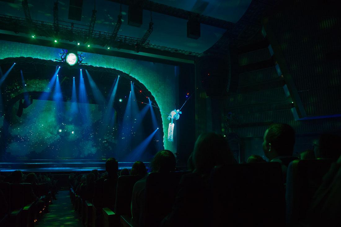 3421 Cirque du Soleil в Кремле